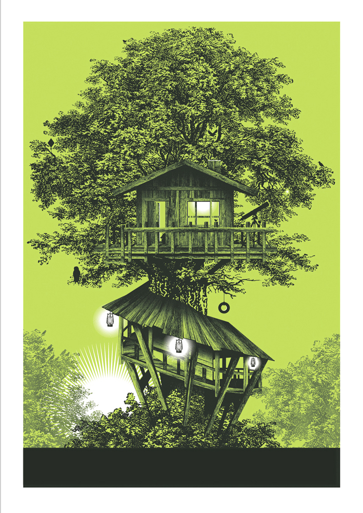 rhodes treehouse