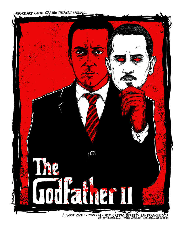 rogers the godfather II foil