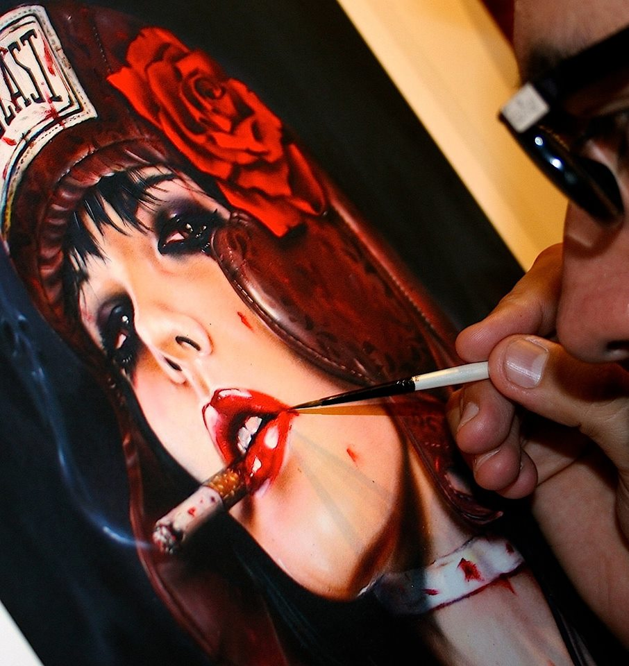 viveros punch drunk in love