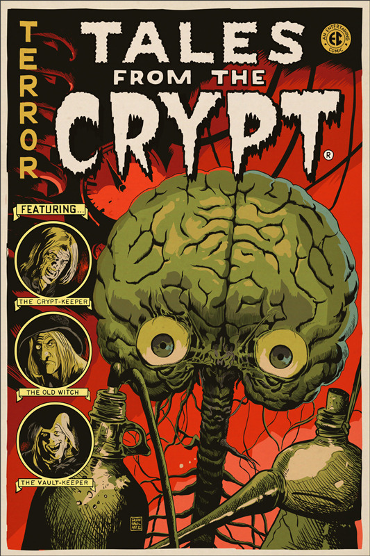 Francavilla tales from the crypt