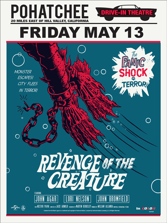 Morning Breath revenge of the creature variant