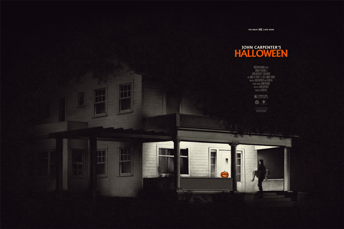 phantom city creative halloween - Halloween Mondo Poster