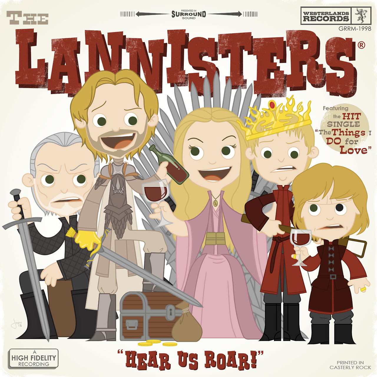 Spiotto the lannisters