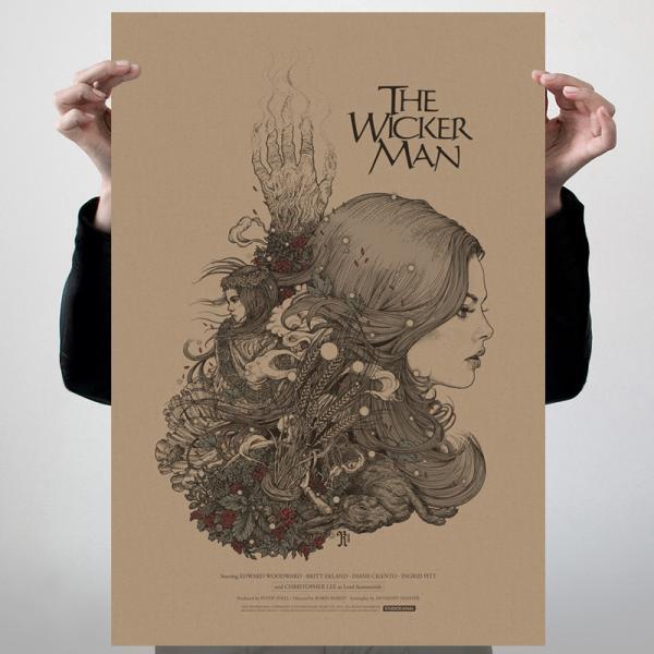 beckett the wicker man