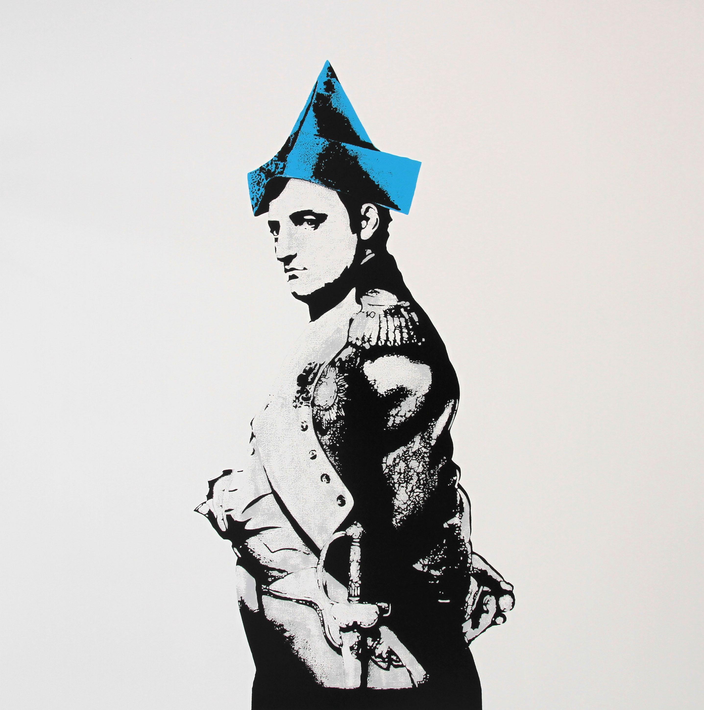 dot dot dot napoleon blue