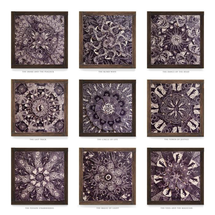 eads Tarot Tessellation