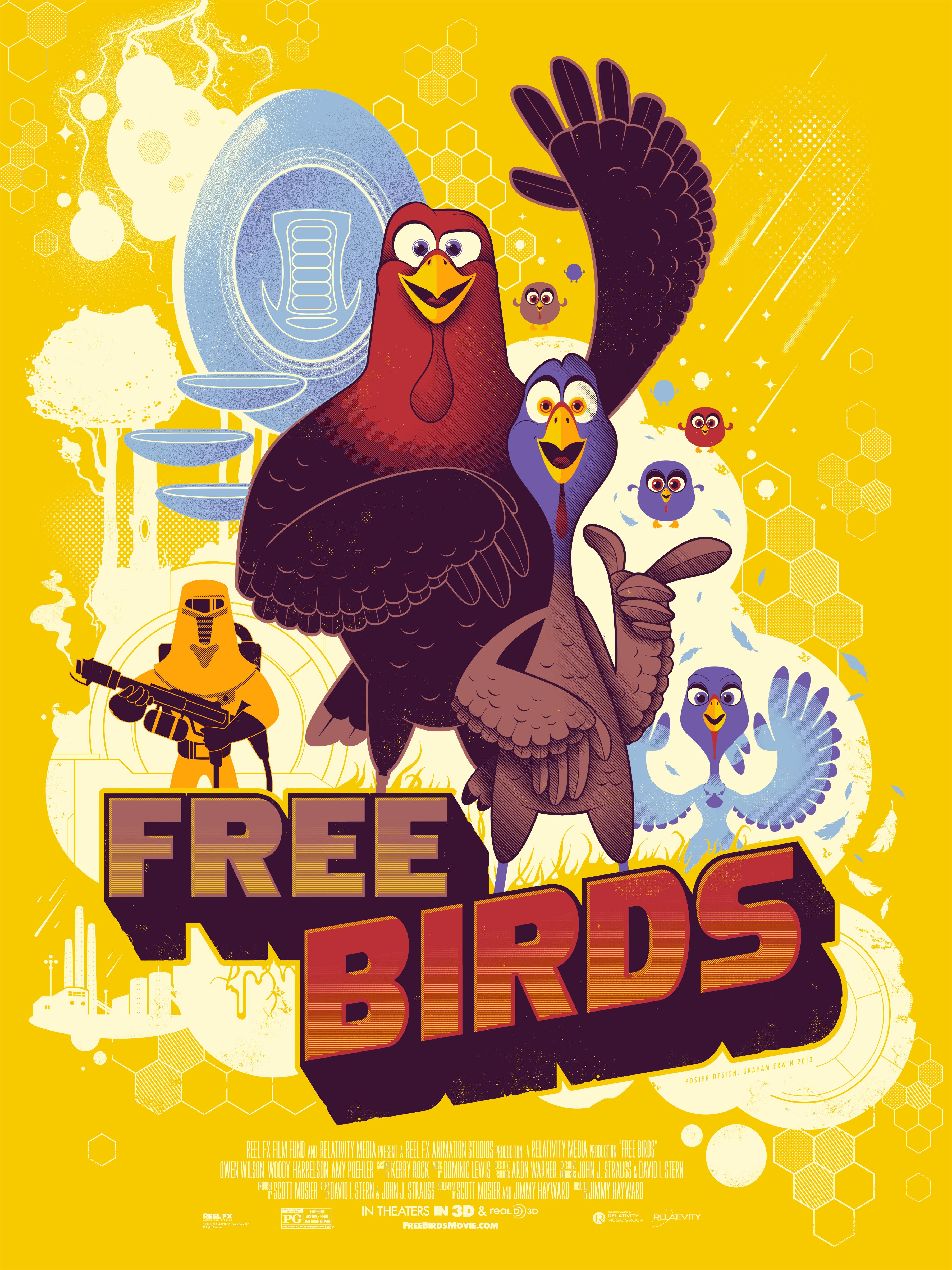 erwin free birds