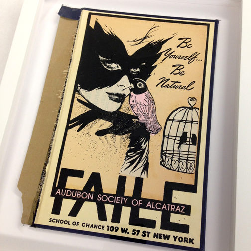 faile book cover