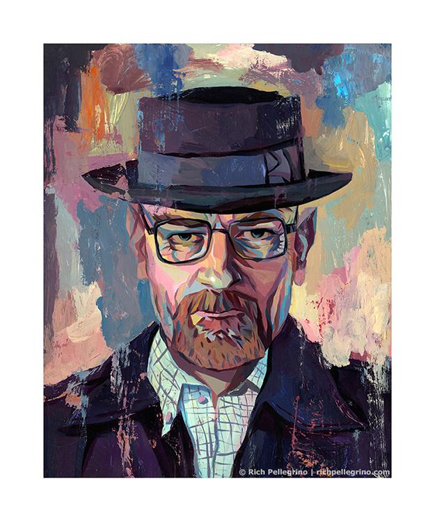 pellegrino Heisenberg