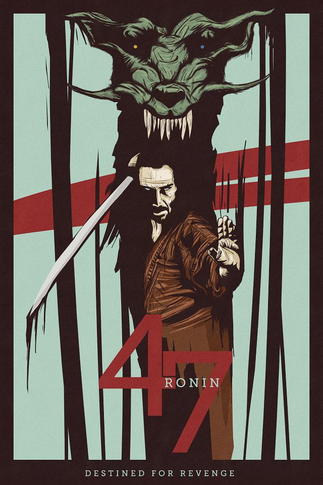poster posse chrisskinner47ronin-1