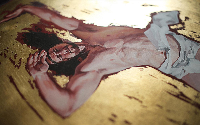sarson Break Dancing Jesus - The Salute 1