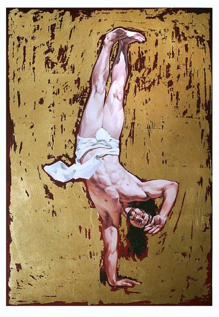 sarson Break Dancing Jesus - The Salute
