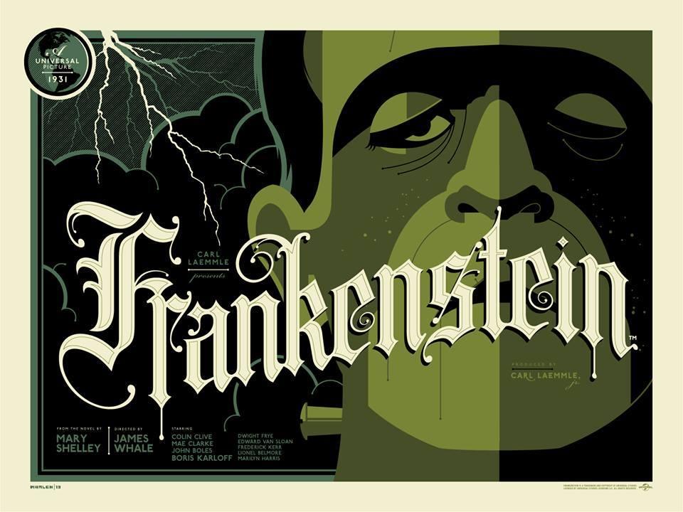 whalen frankenstein