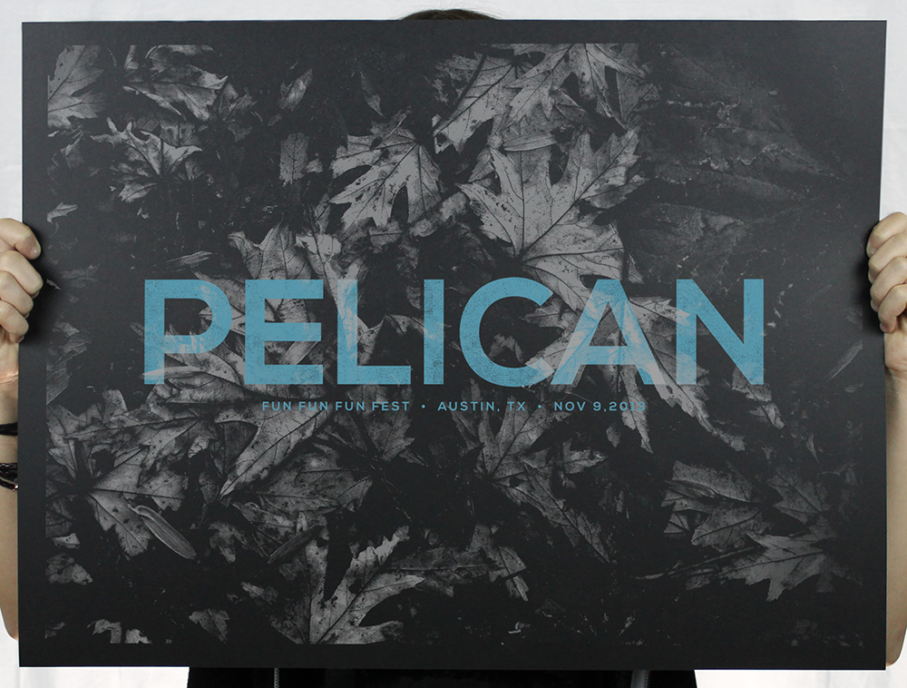 anonymous ink Pelican - Austin, TX 2013