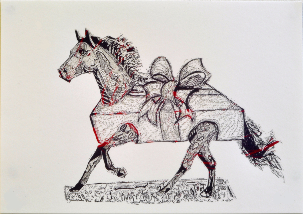 campbell gift horse