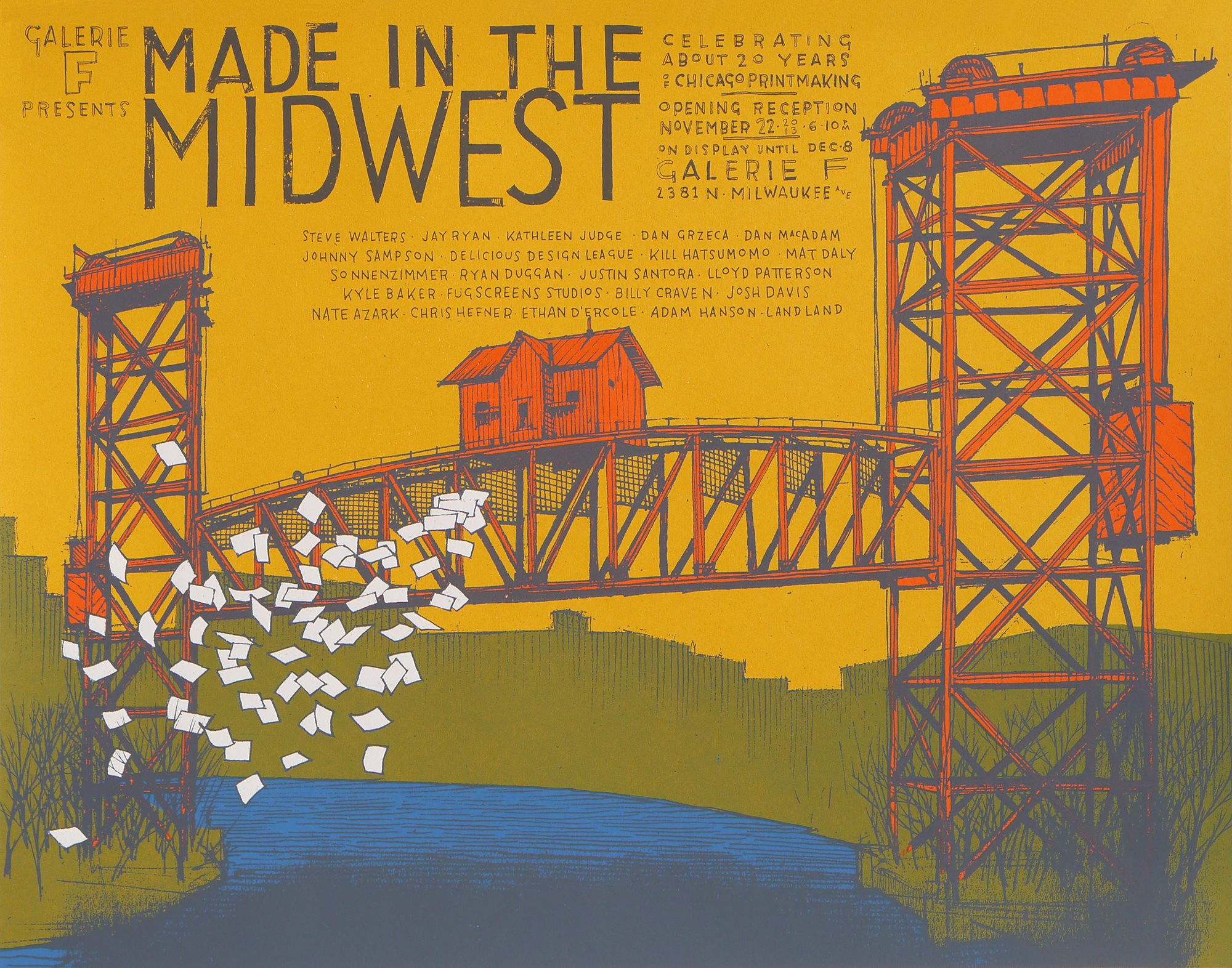 galerie f Made in the Midwest ryan