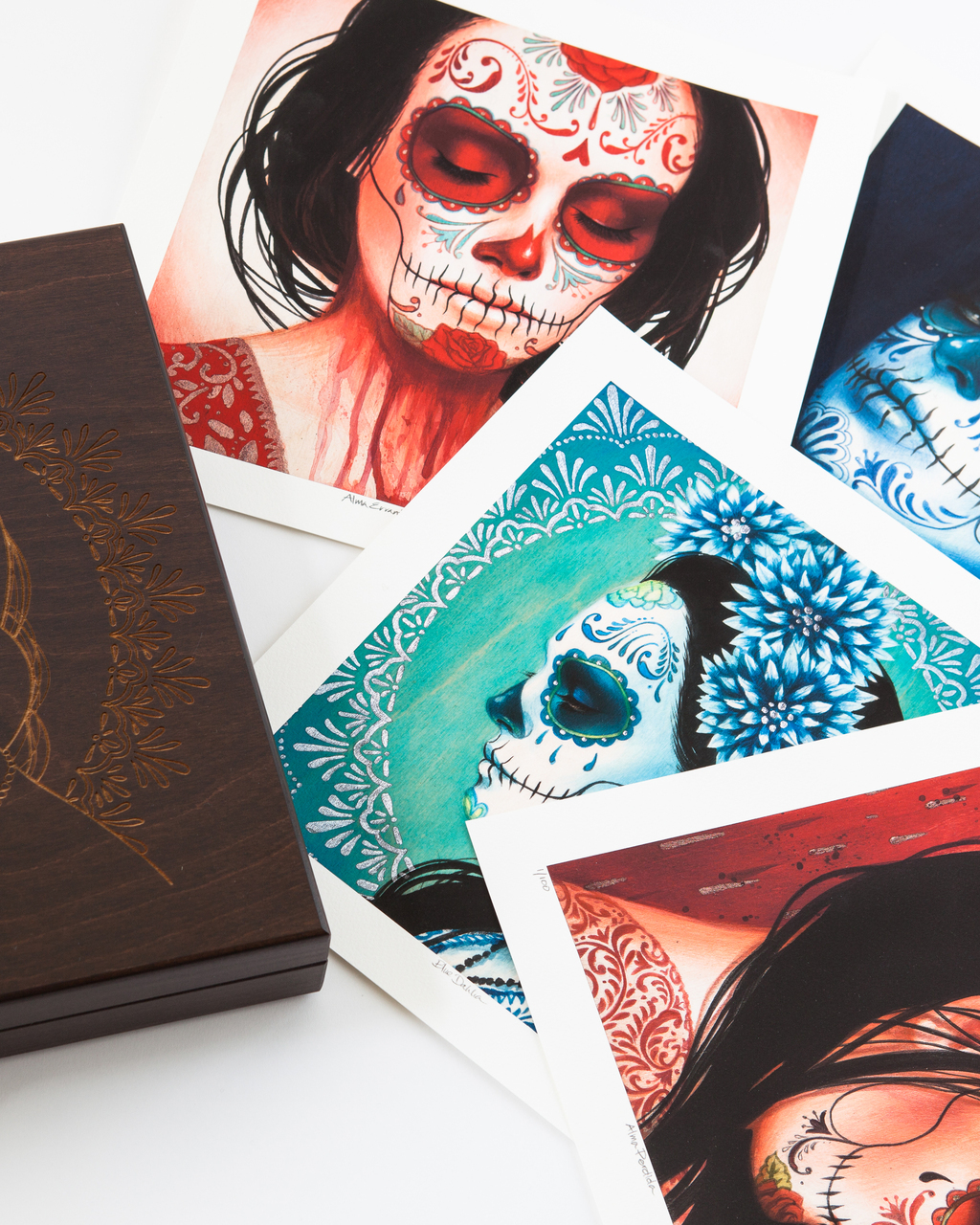 ji Calavera box set