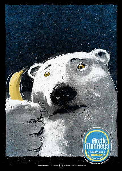 krause arctic monkeys berlin 2013