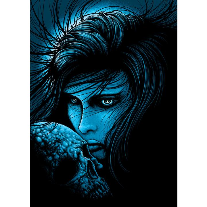 mumford Thanatos blue