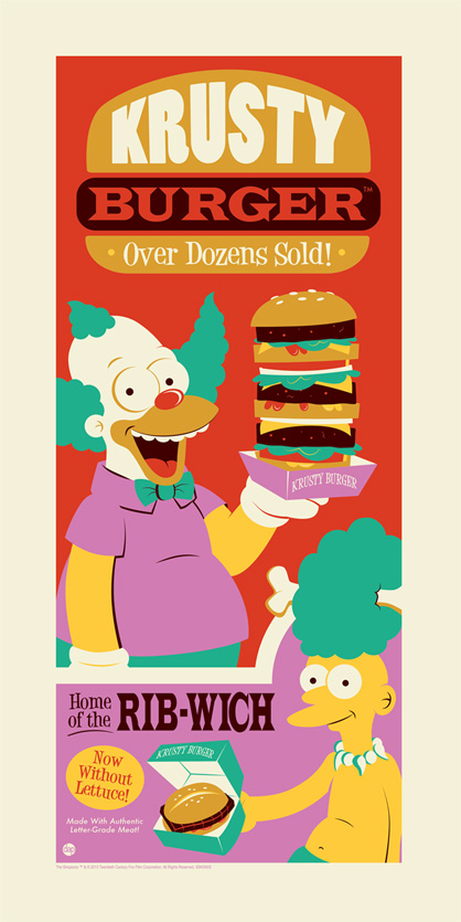 perillo Krusty Burger