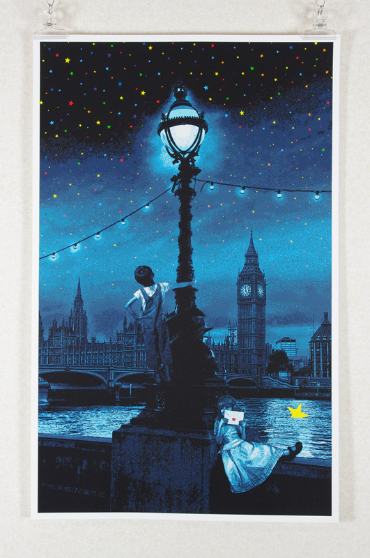 roamcouch When You Wish Upon a Star - London blue