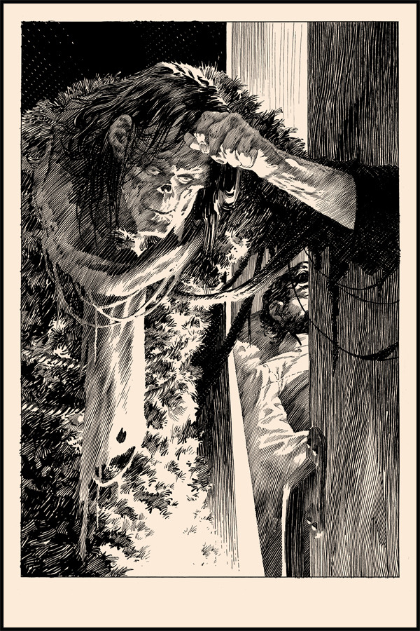 wrightson Ask Thee To Pardon