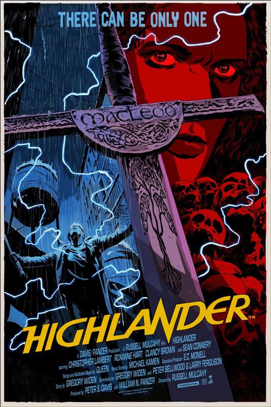 Francavilla highlander