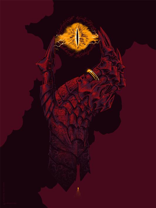 Phantom City Creative hand of sauron variant