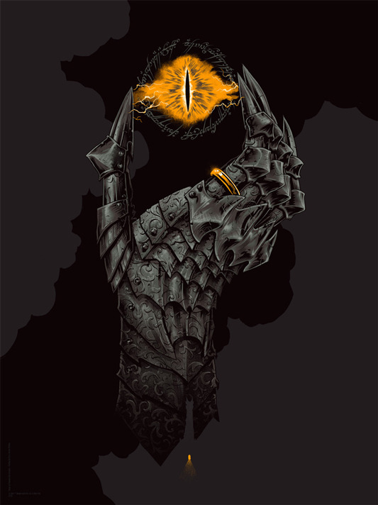 Phantom City Creative hand of sauron