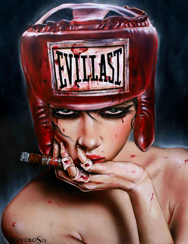 Viveros - Desensitized 2