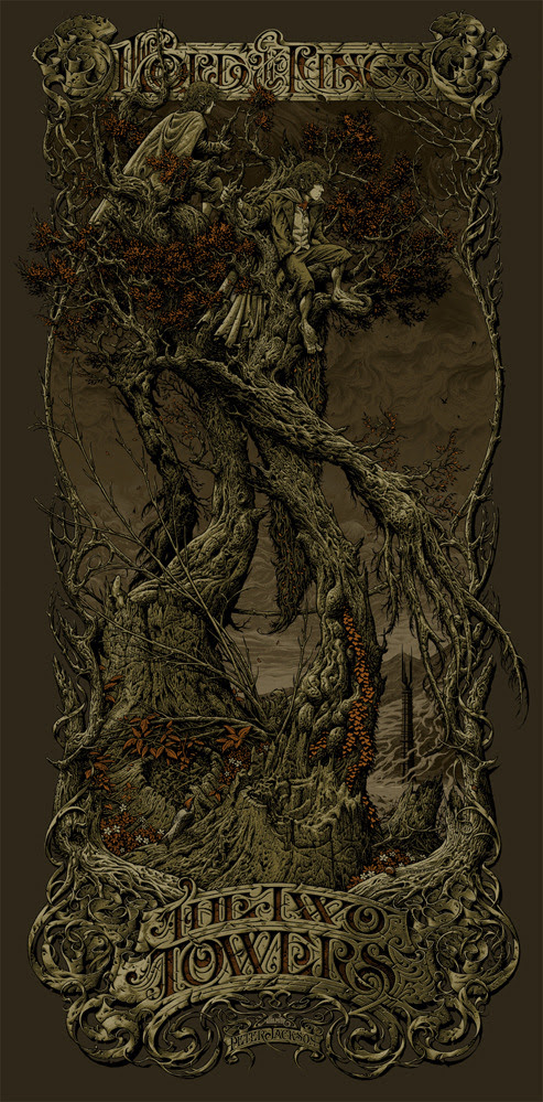 horkey The Lord of the Rings The Two Towers variant