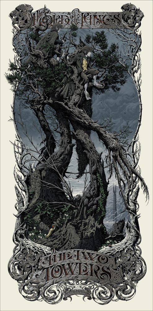 horkey The Lord of the Rings The Two Towers