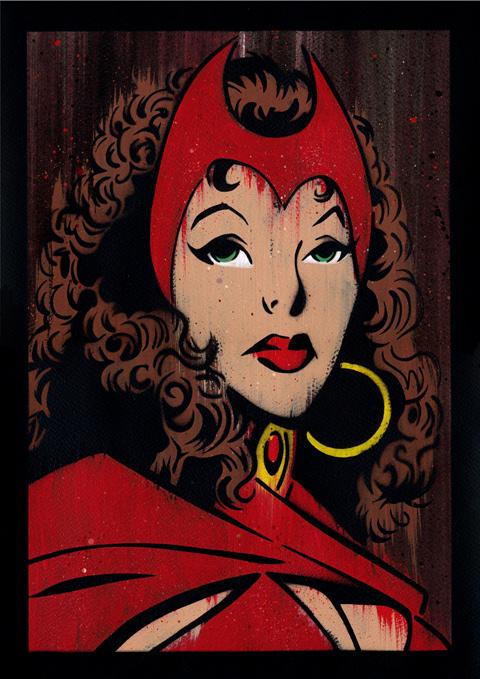 latimer scarlet