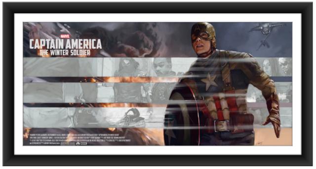 blurppy poster posse captain america 5