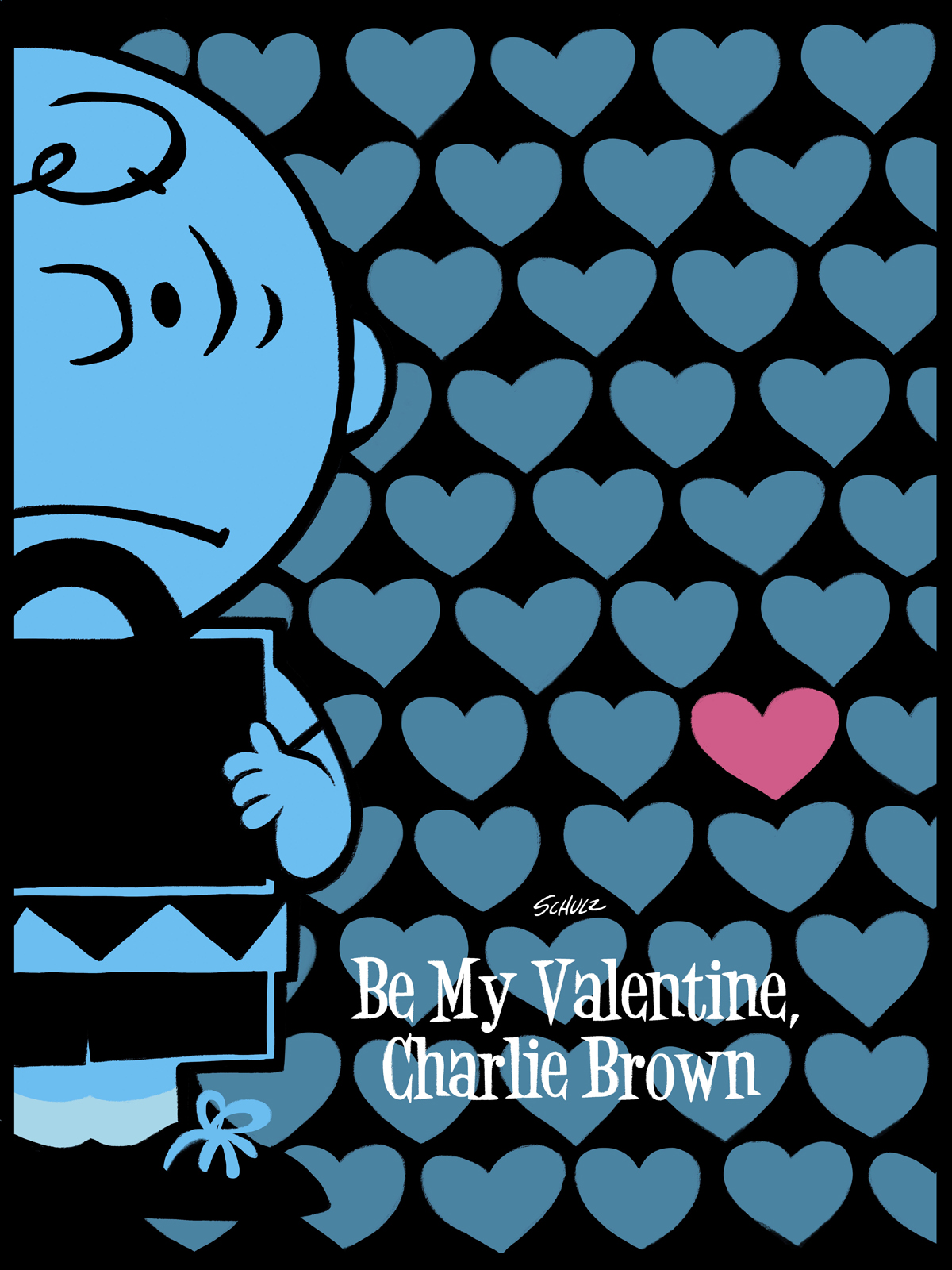 bove Be My Valentine, Charlie Brown variant