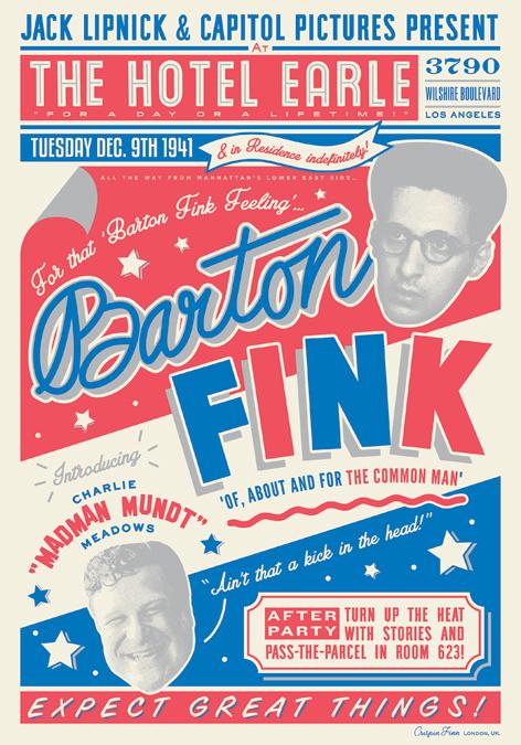 finn Barton Fink