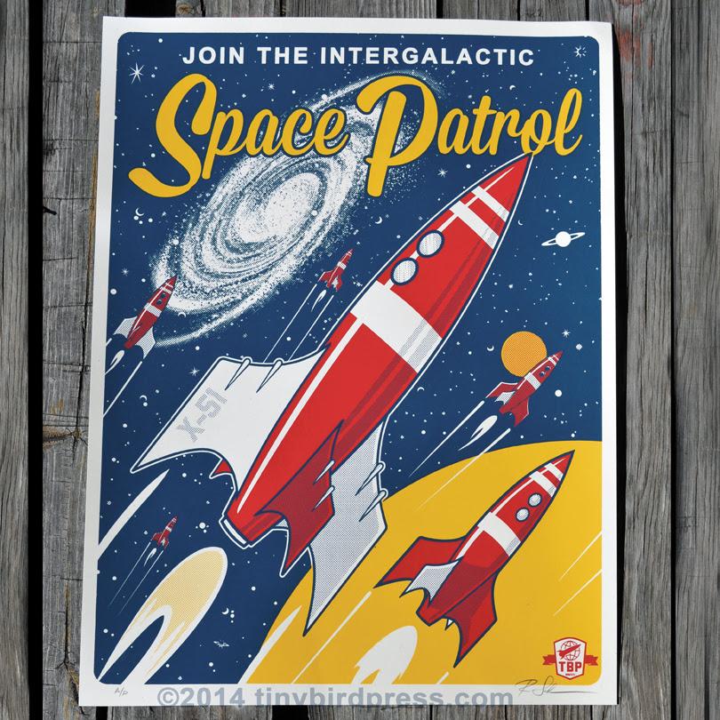 schwager space patrol