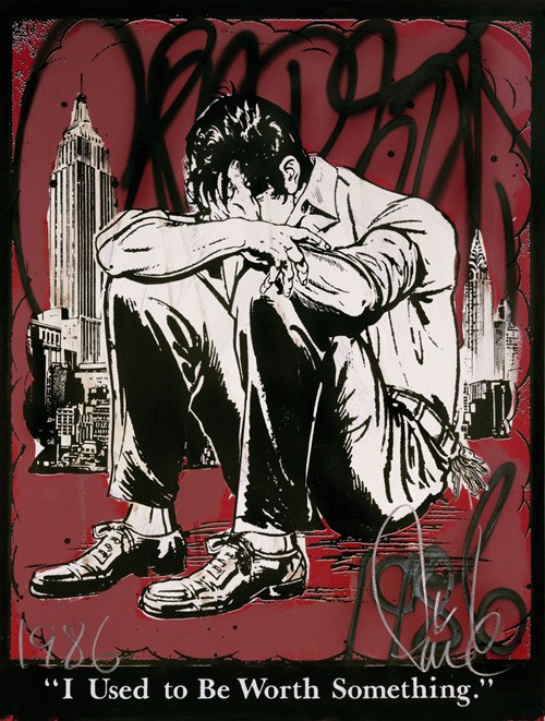 faile I Used to Be Worth Something midnight