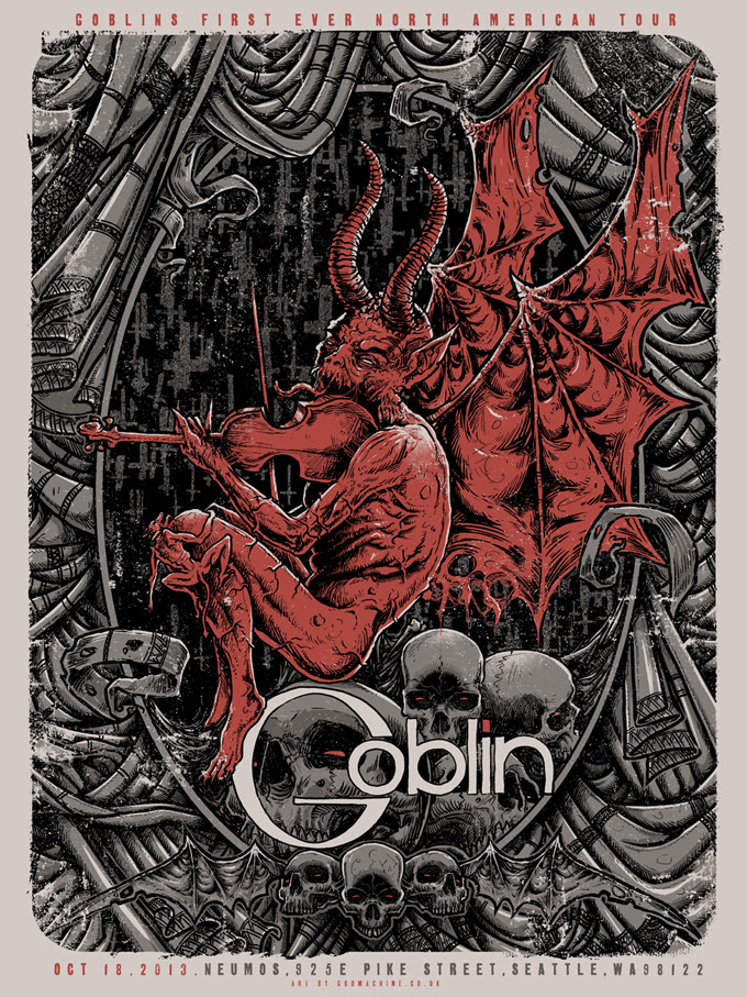 godmachine Goblin - Seattle, WA 2013
