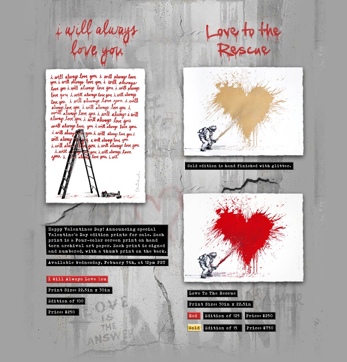 mr brainwash valentines