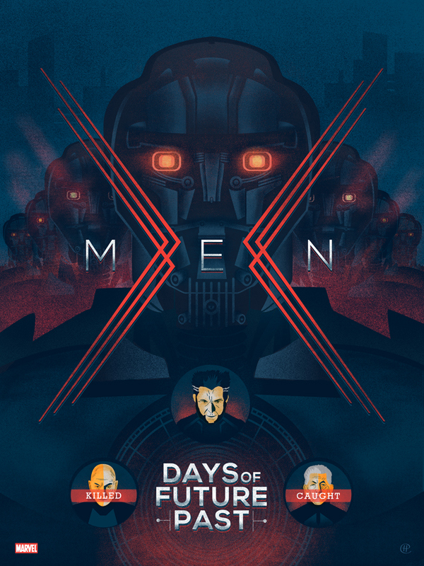 poster posse x-men 10