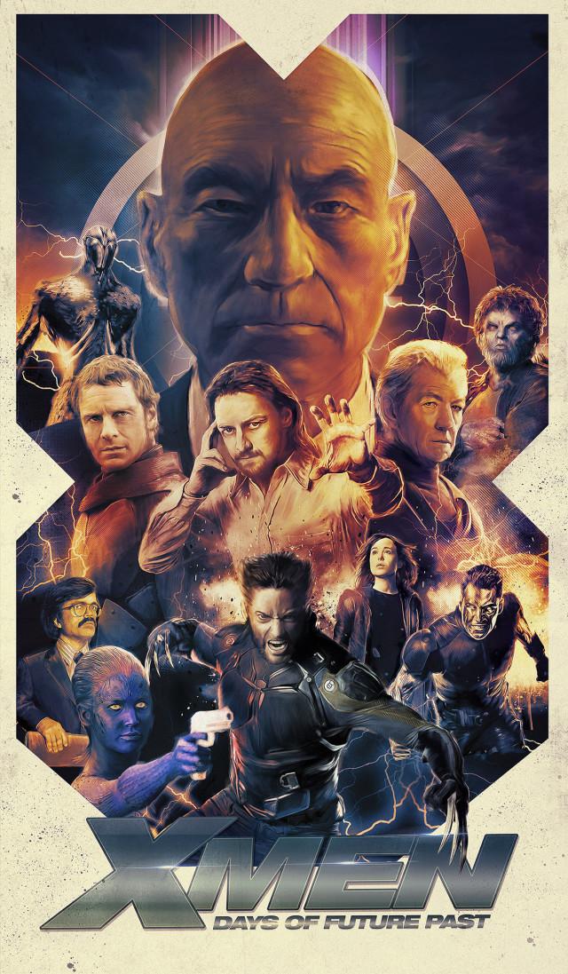 poster posse x-men 3