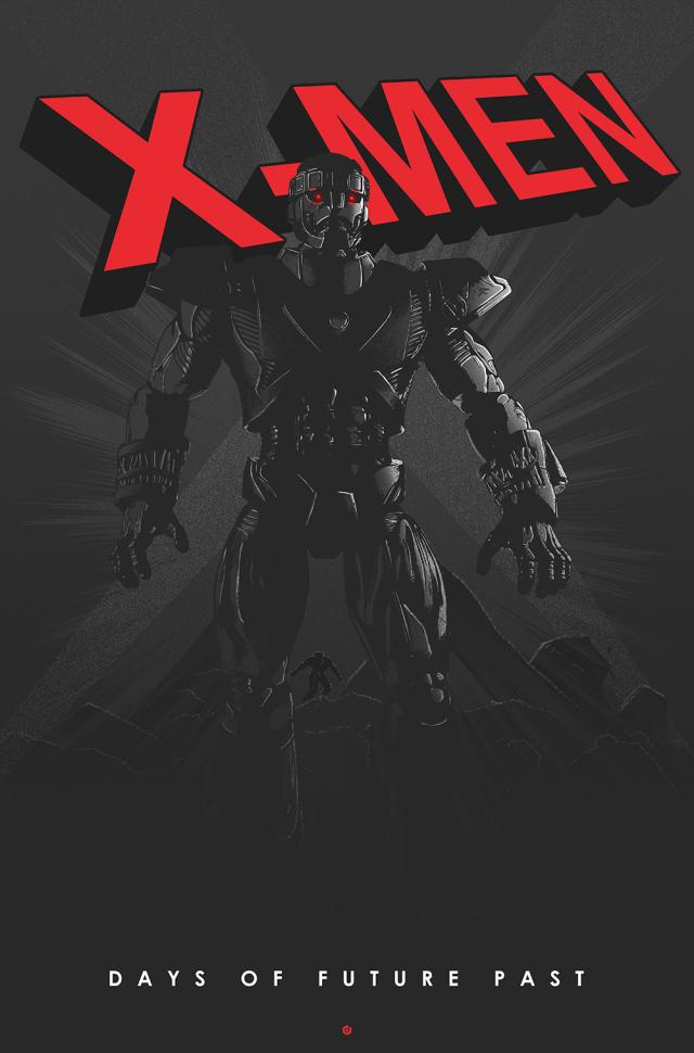 poster posse x-men 4