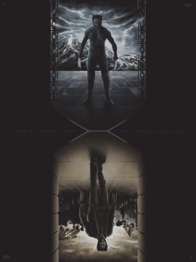 poster posse x-men 7
