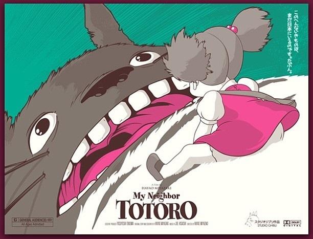 budich totoro