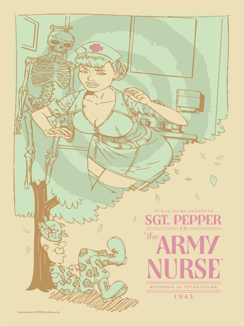 lifeversa the army nurse