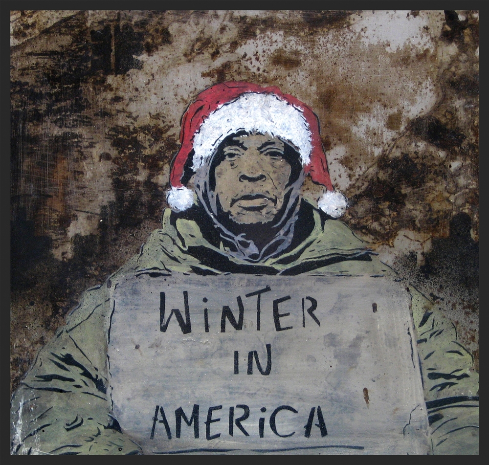 stain winter in america