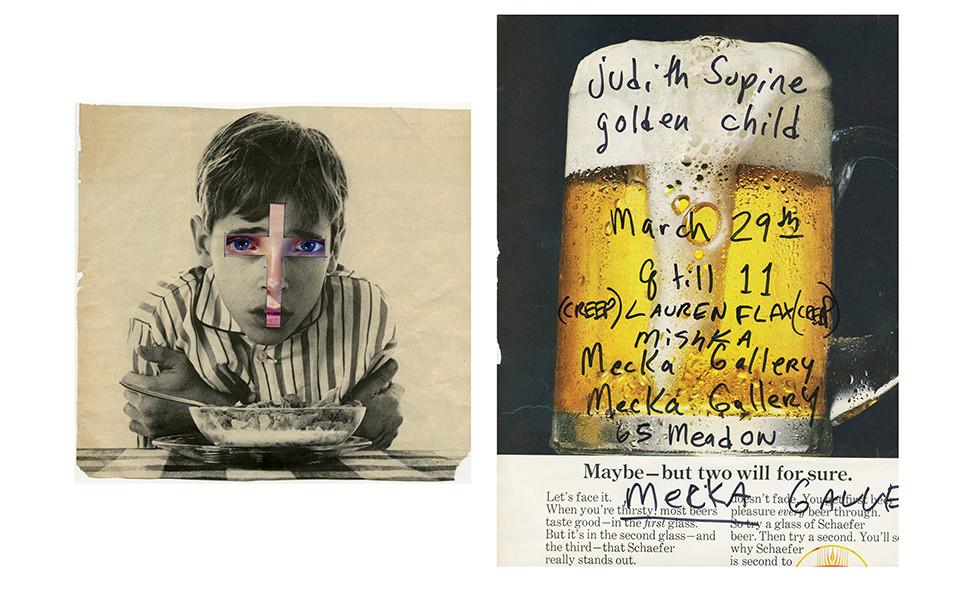 supine golden child