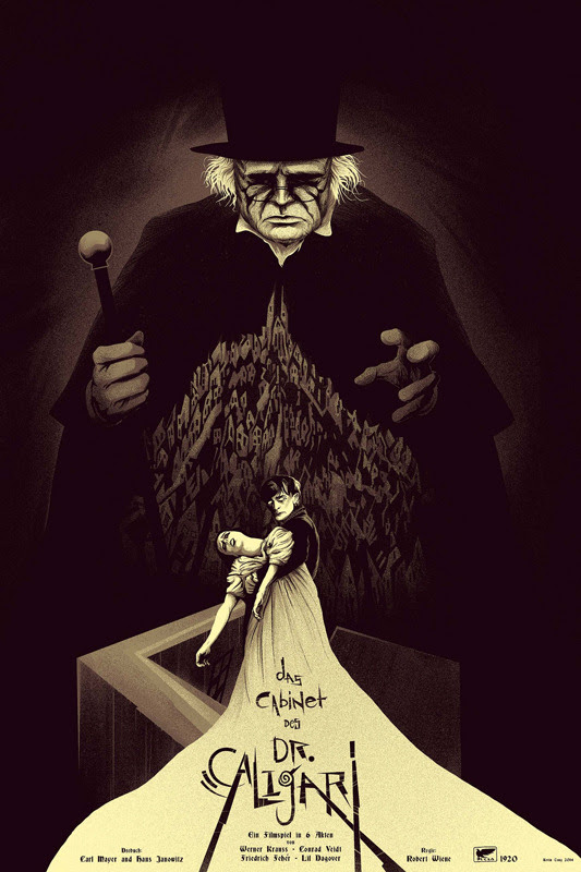 tong The Cabinet of Dr. Caligari variant