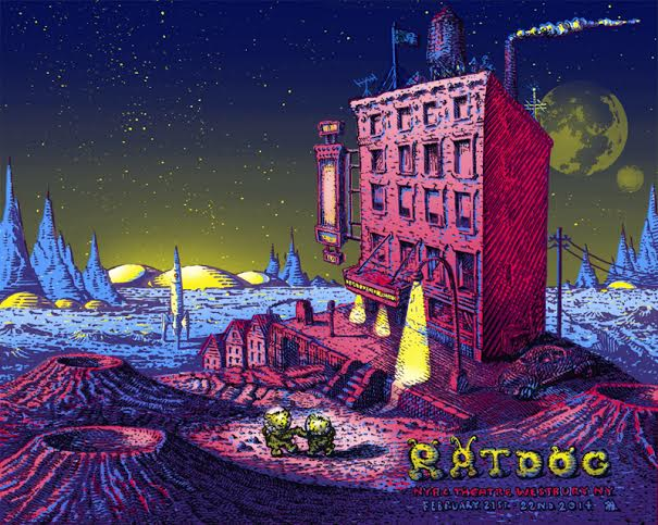 welker Ratdog - Westbury, NY 2014